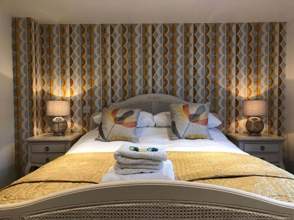 Un ou plusieurs lits dans un hébergement de l'établissement Creagory Skye