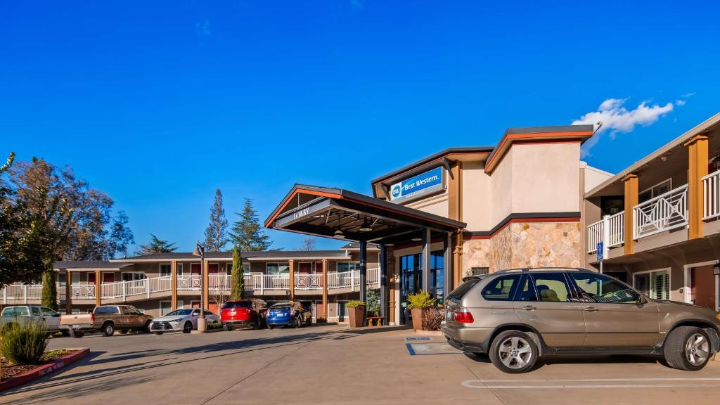 hotels in los gatos ca