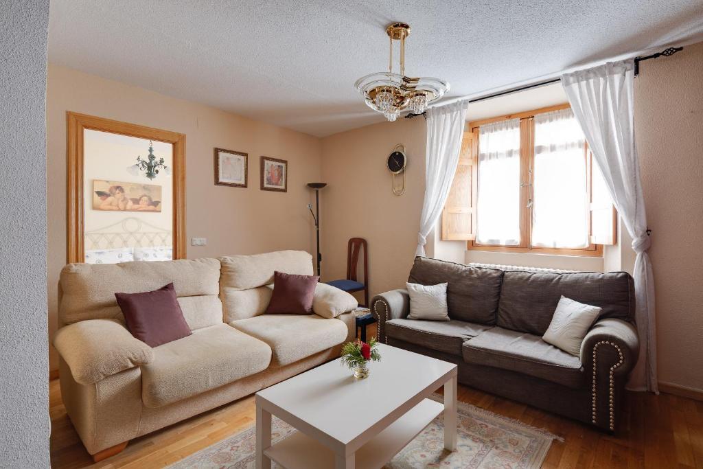 Apartments In Martiherrero Castile And Leon