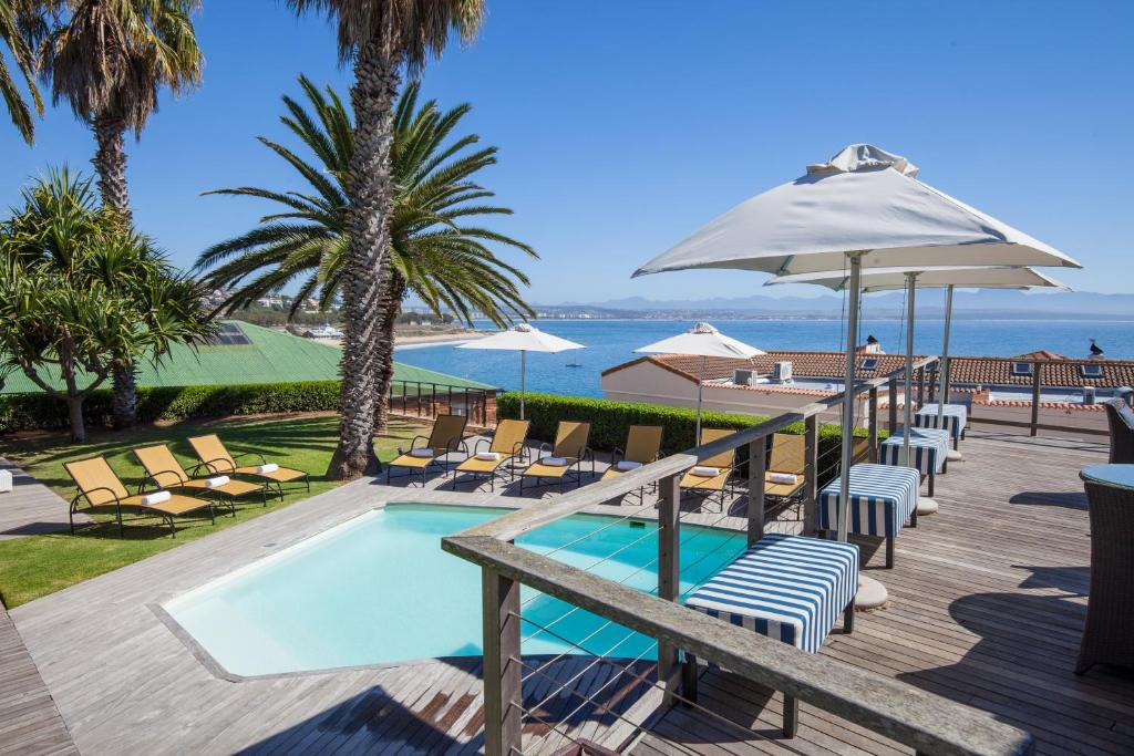 The swimming pool at or close to Protea Hotel by Marriott Mossel Bay