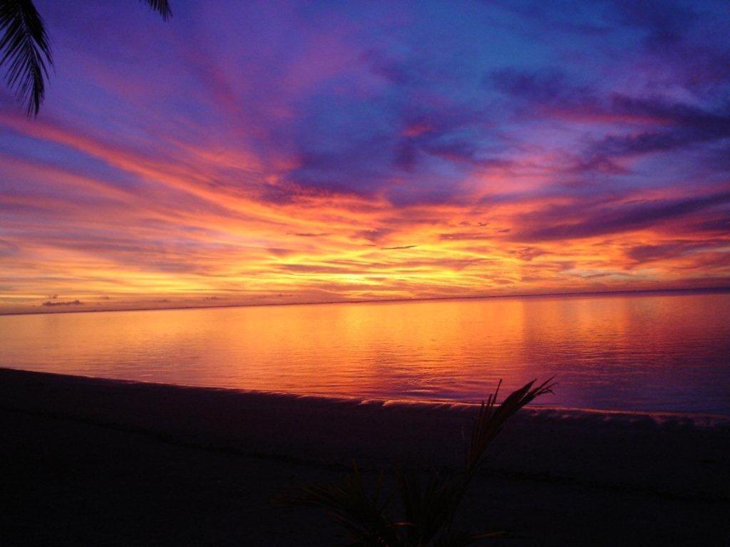 Paparei Beachfront Bungalows Aitutaki Arutanga Cook