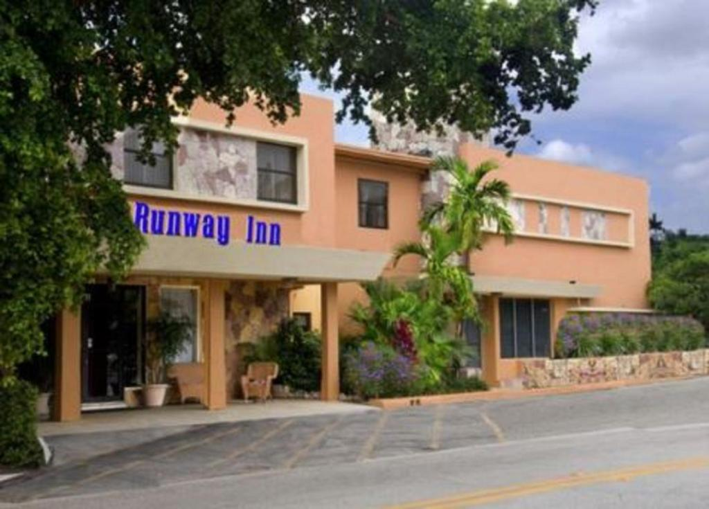 The Runway Inn Miami.