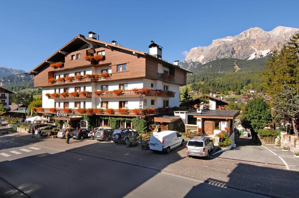 Vip Club Cortina Prezzi.Hotel Europa Cortina D'ampezzo Italy Booking Com