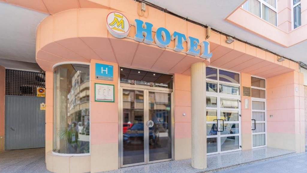 Hotel Monreal Jumilla Spain Booking Com