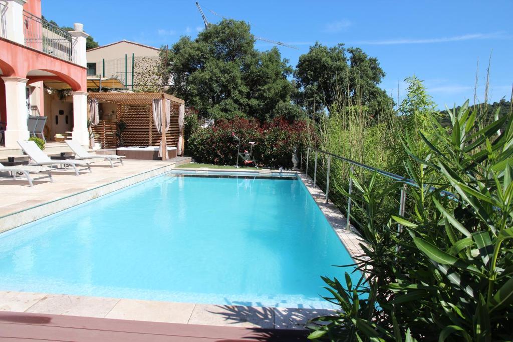 Rez de Villa Dona Speranza, Grimaud, France - Booking.com