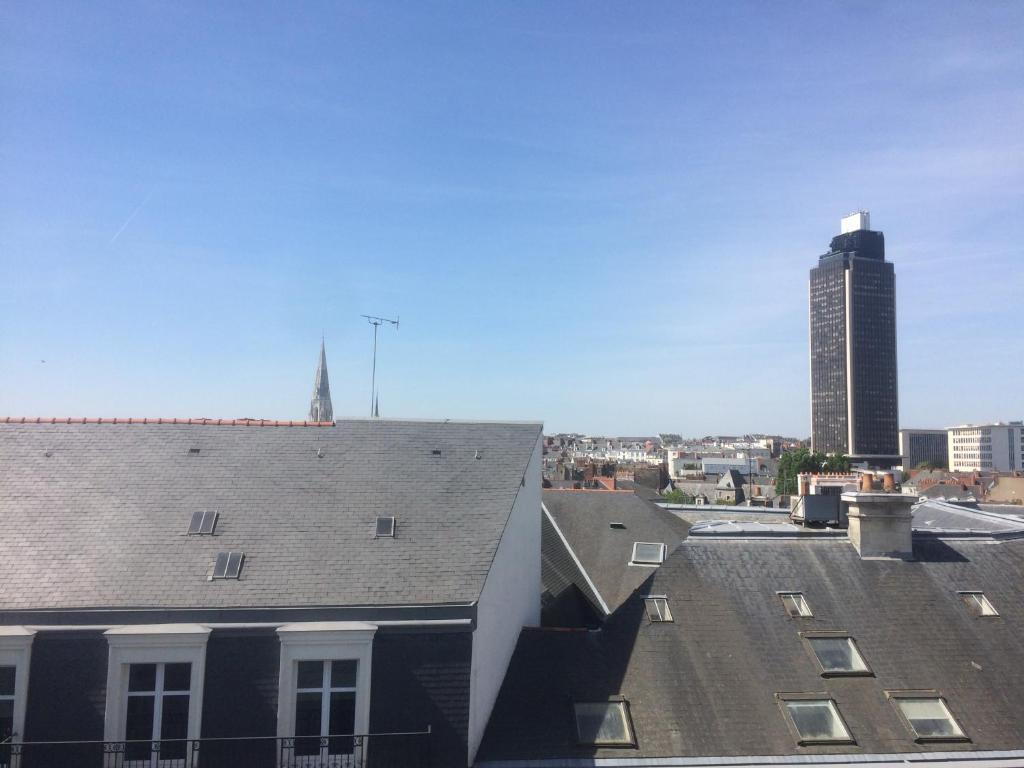 Apartment La Spassionnante Nantes France Bookingcom