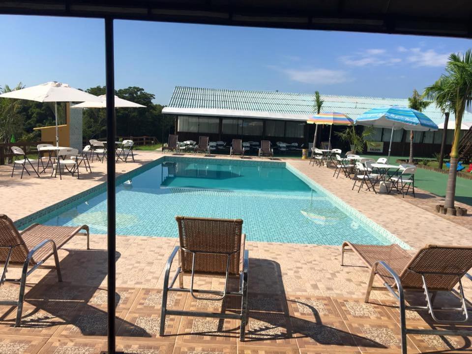 Cabana Do Lago Park Hotel Fazenda Santo Antonio Da Platina