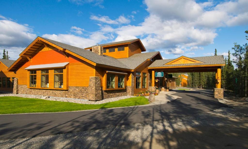 Image Result For Hotels Close To Denali National Park