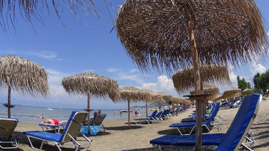 Andromaches Apartments Griechenland Benitses Booking Com