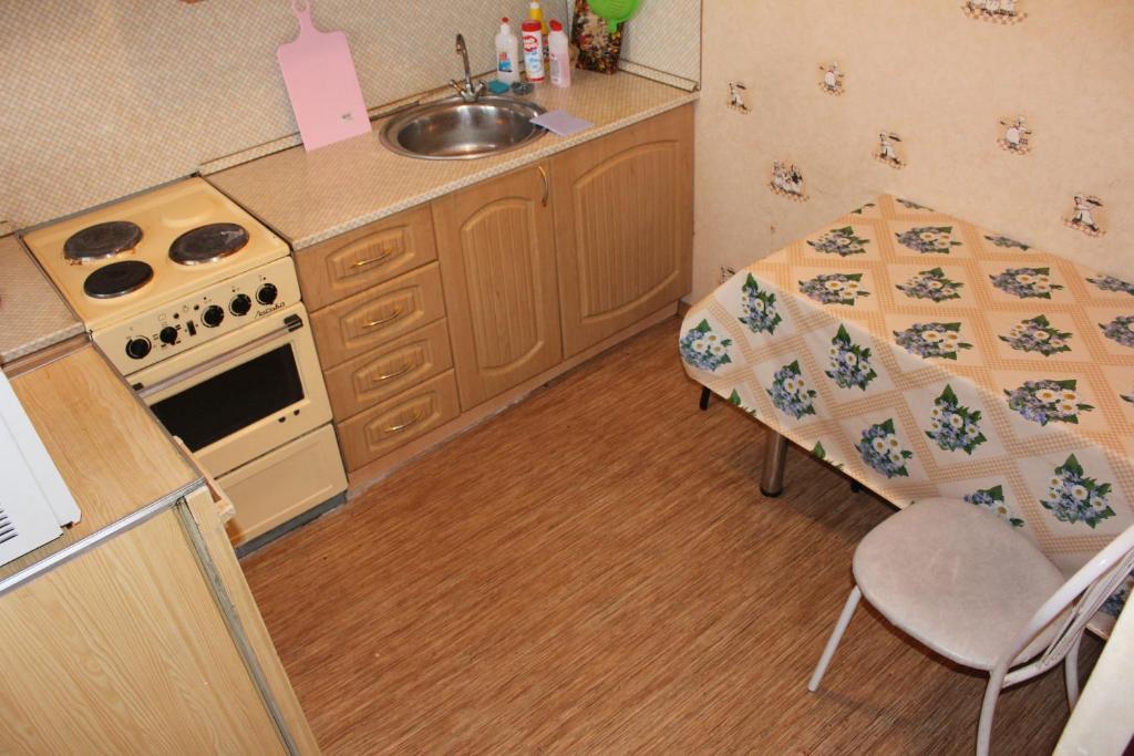 Кухня или мини-кухня в 1k Gor'kogo 67