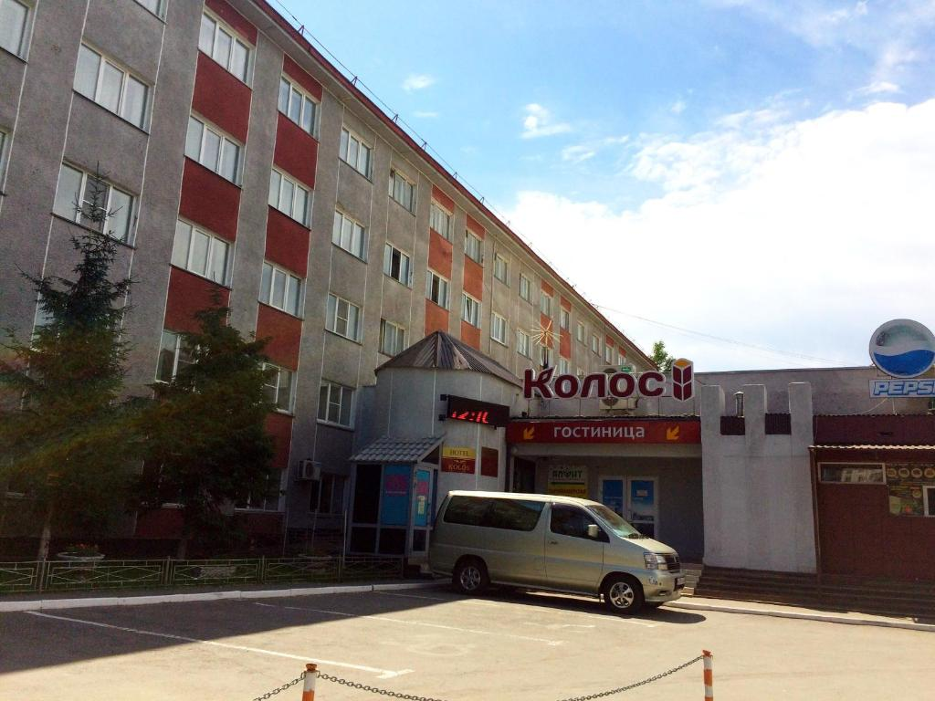 The most popular and interesting shopping centers in Barnaul