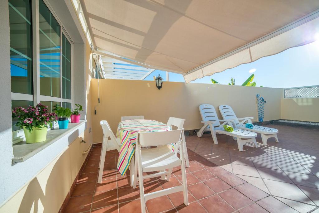 Vacation Home Duplex Puerto Rico con piscina, Mogán, Spain - Booking.com