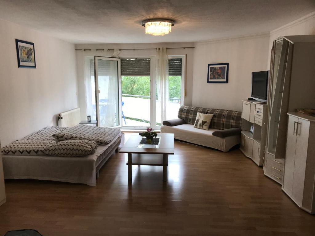 Ferienwohnung Schöne Wohnung Mit Balkon Deutschland Bad Nauheim