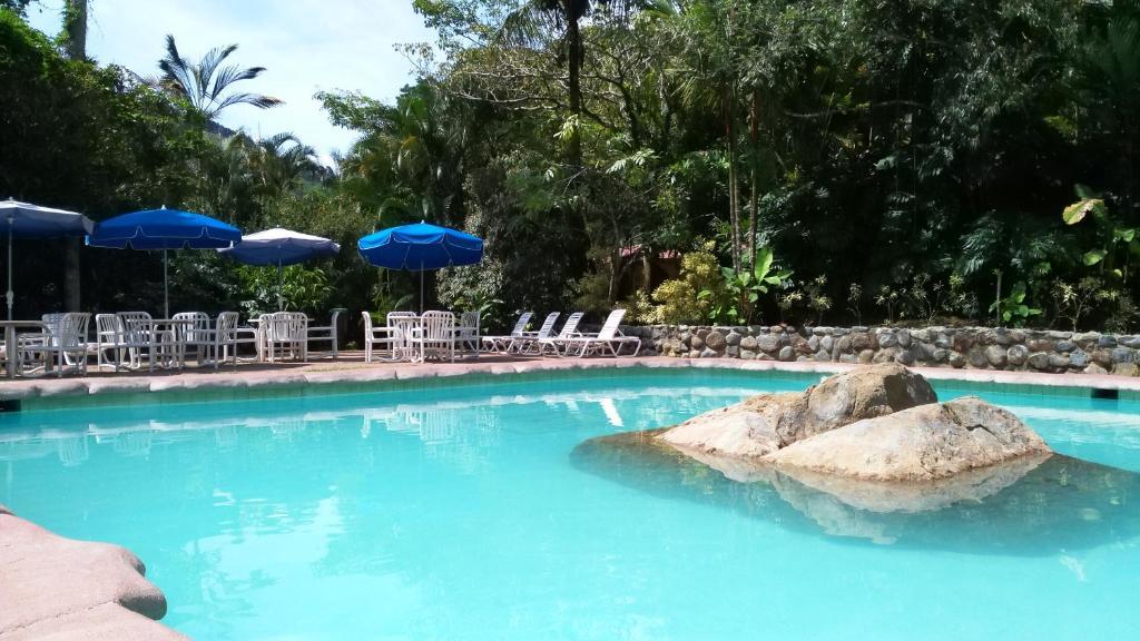 The swimming pool at or near Hotel Rio Perlas Spa & Resort
