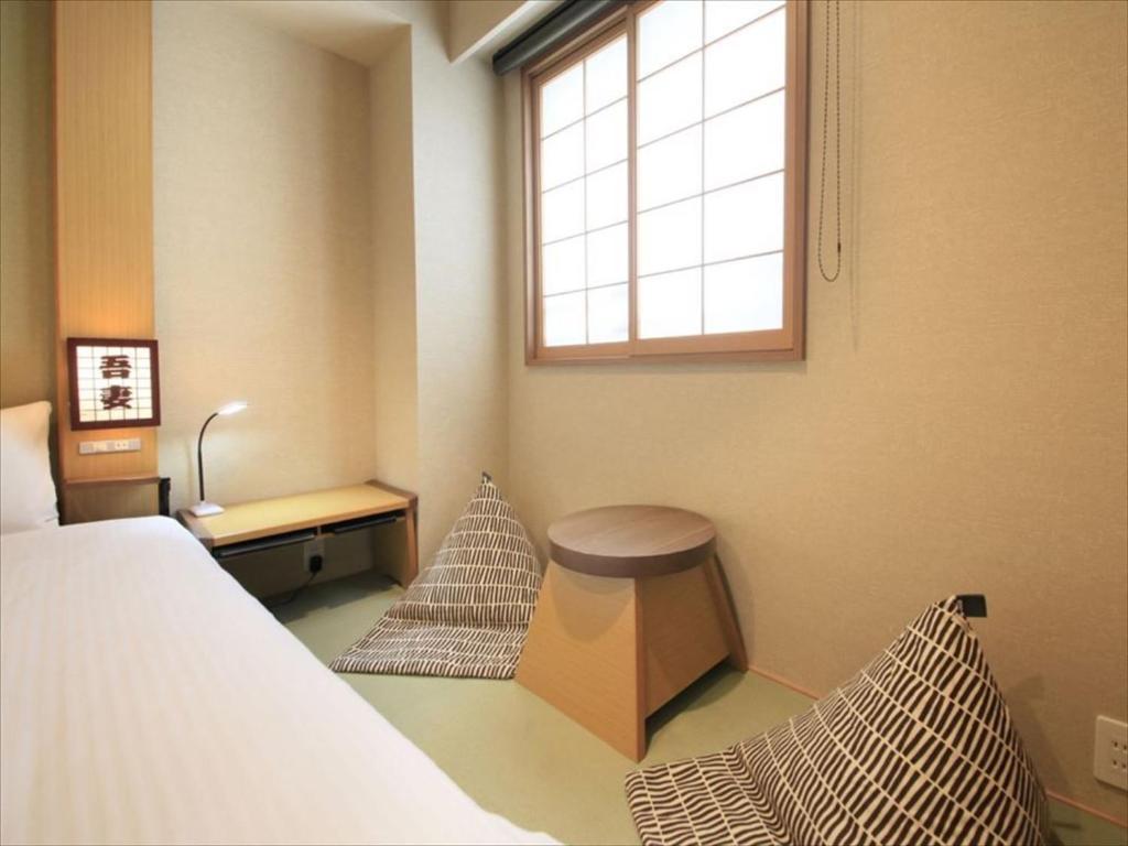 ポイント2.江戸の風情を感じる客室