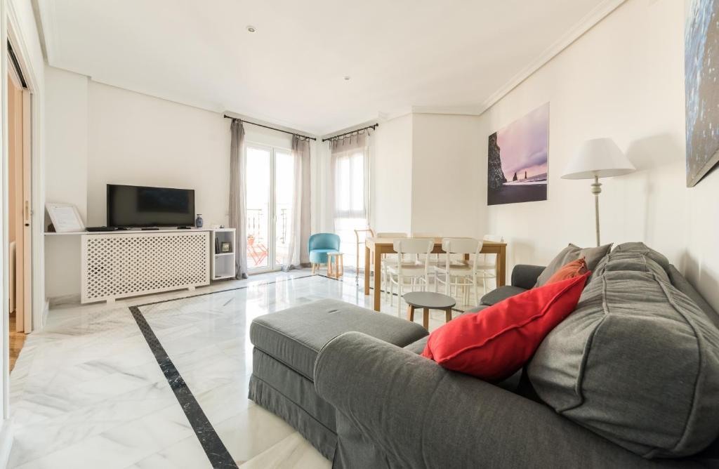 Appartement Atico Duplex Barrio Salamanca (Spanje Madrid ...