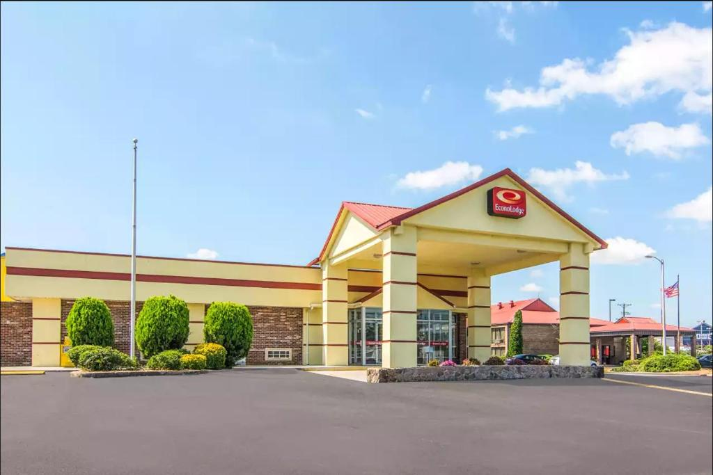 Econo Lodge Fort Payne Al Booking Com