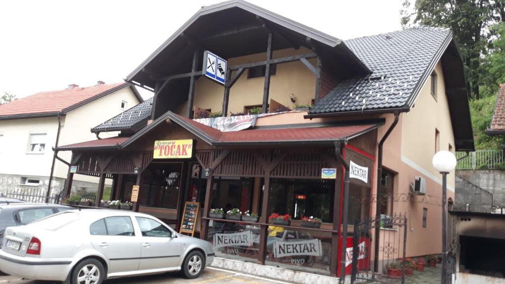 """Restoran i sobe """"Tocak""""(ドボ..."""