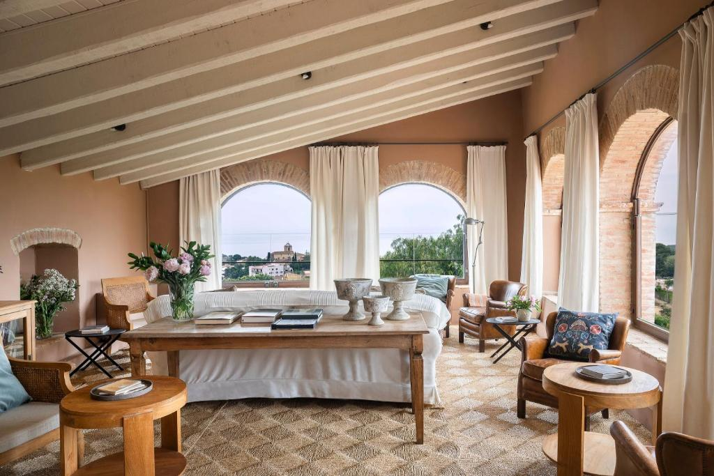 boutique hotels sant vicenc de montalt  8