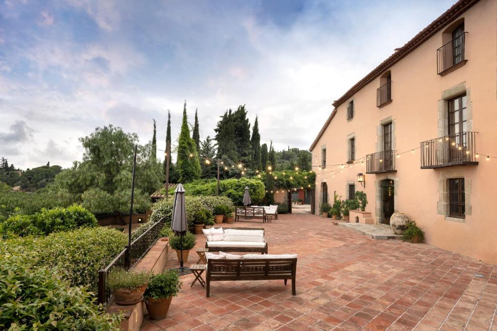 boutique hotels sant vicenc de montalt  2