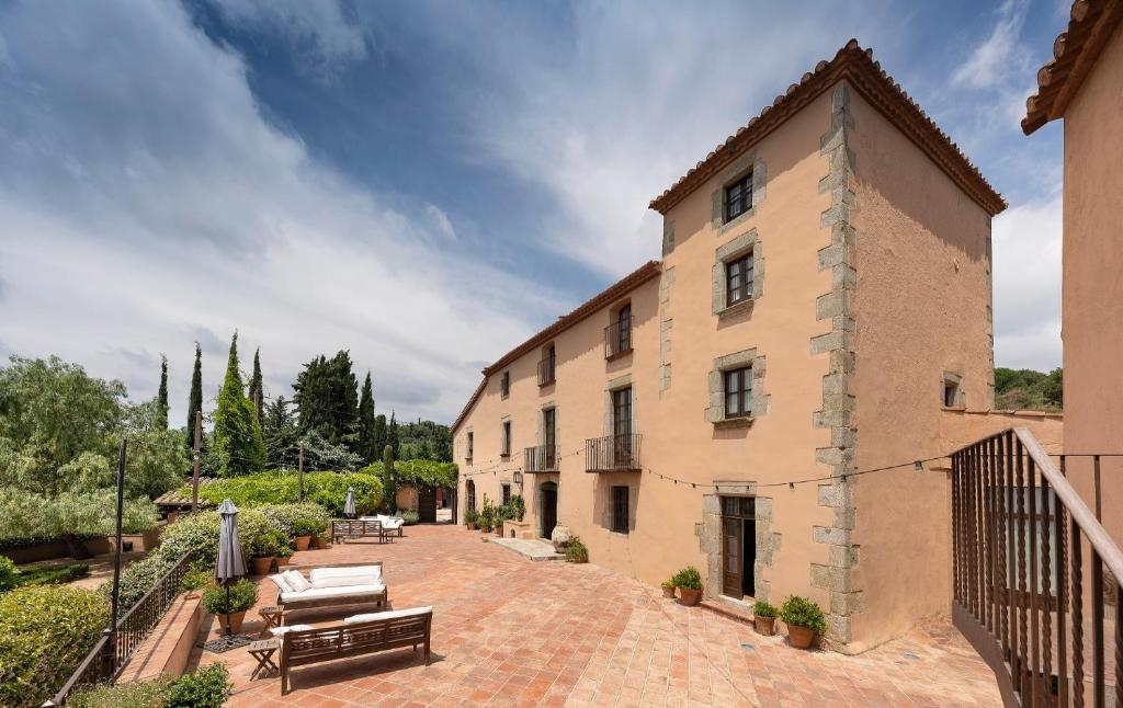 boutique hotels sant vicenc de montalt  26