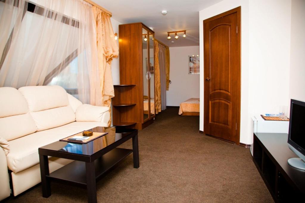 Гостиная зона в Гостиница Бремен