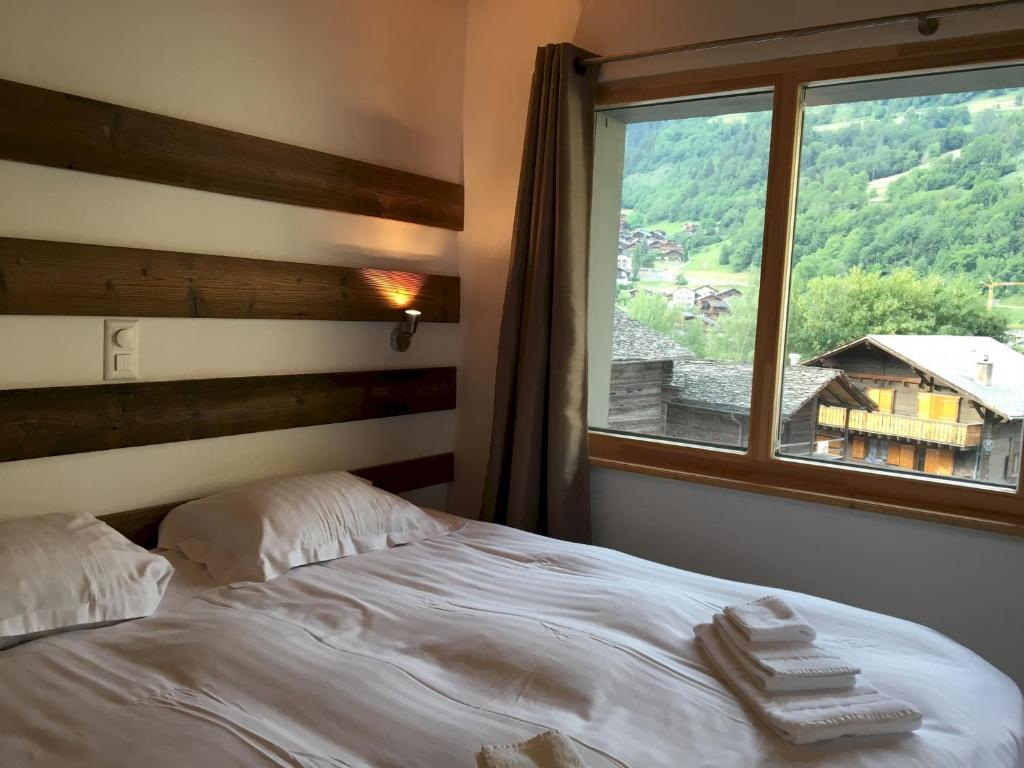 B B Baraque Superior Room With Mountain View And Balcony Le Chable