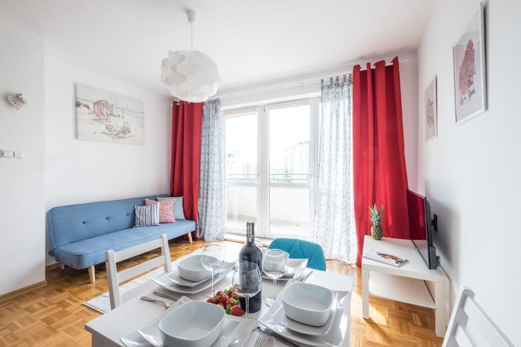 Blue Sky Apartment Warsaw Warszawa Aktualne Ceny Na Rok 2019