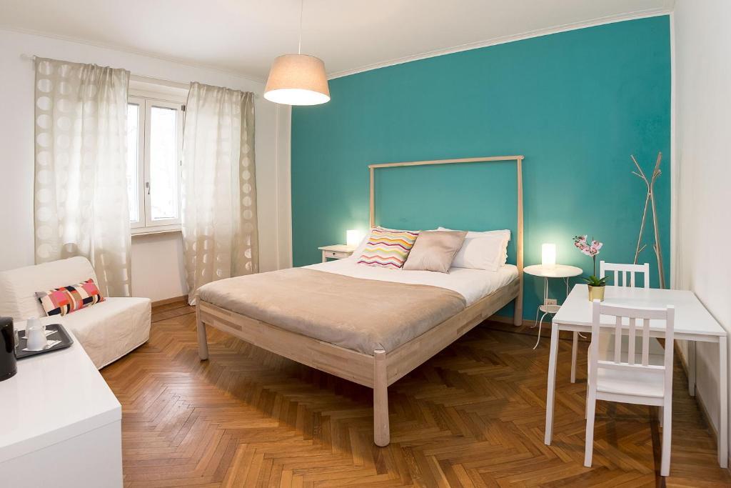 Hôtel pas cher à Turin : Massimo 78 dans le quartier de San Salvario.