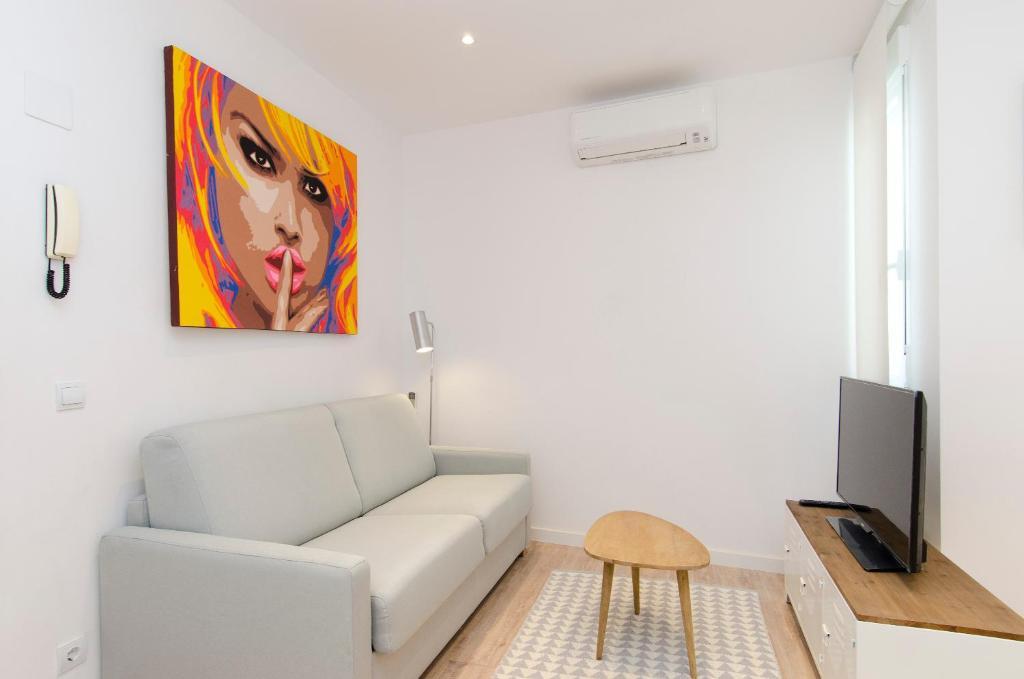 Appartement Cosy 1bed-1 bath flat Park Retiro (Spanje Madrid ...