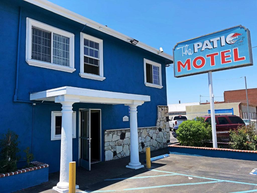 Patio Motel, Los Angeles - LAX, Gardena, CA - Booking.com