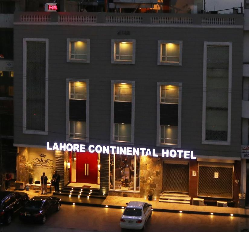 Lahore Continental Hotel, Pakistan - Booking com