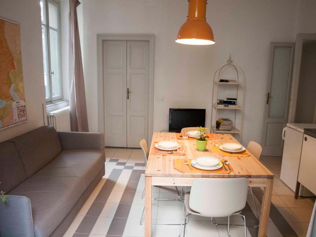 Casa margherita appartamento nel centro storico como for Appartamento centro storico vicenza