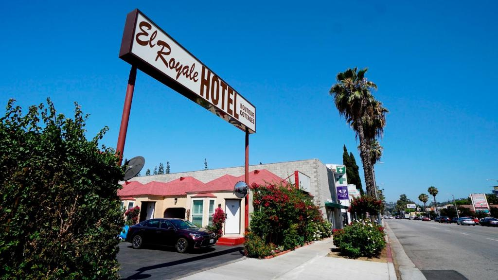 El Royale Hotel Near Universal Studios Hollywood Reserve Now Gallery Image Of This Property