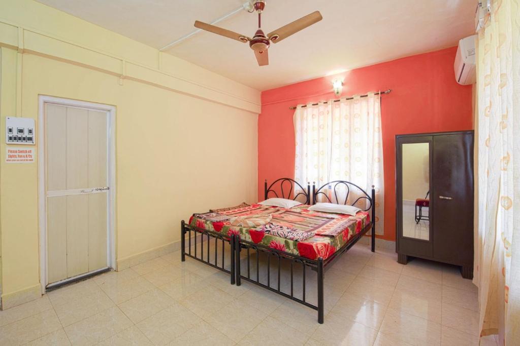Guesthouse Near Calangute Beach Goa By Guesthouser 61293 India