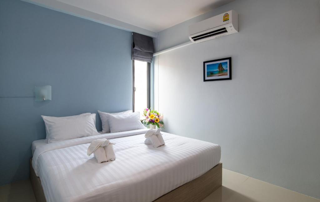 Hotel Lada Krabi Express, Thailand - Booking.com on