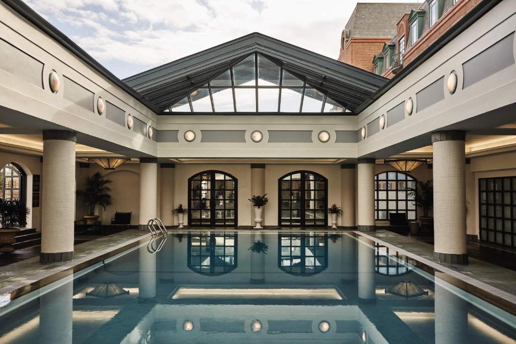 The swimming pool at or near Belmond Charleston Place