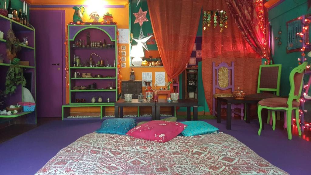 Bed And Breakfast Hippie Room Calcata Italy Booking Com