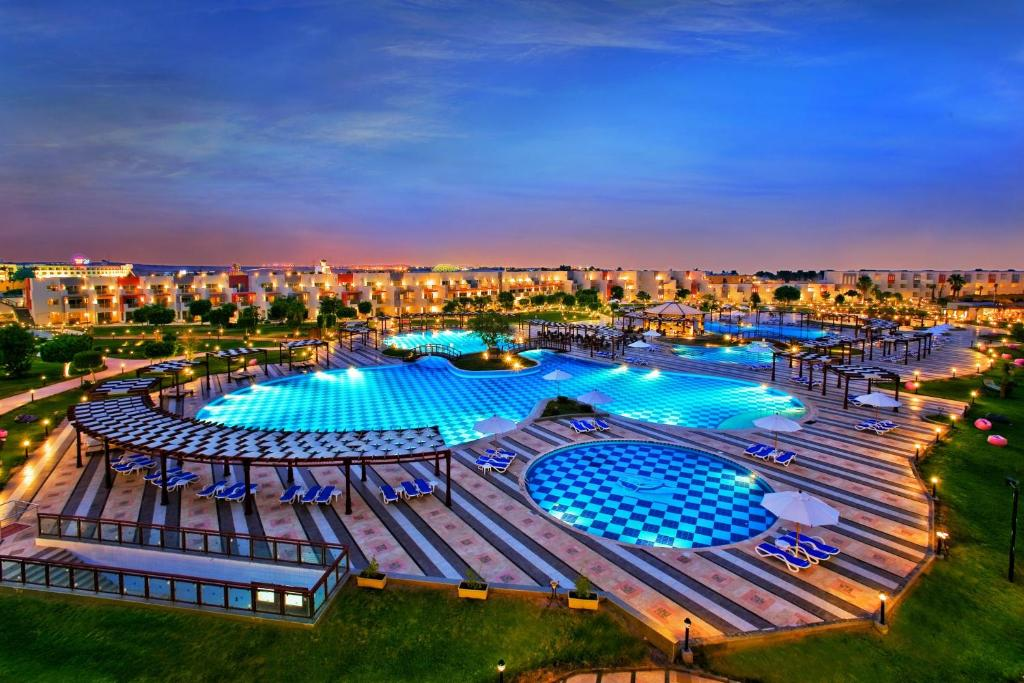 Hotel Sunrise Crystal Bay Hurghada