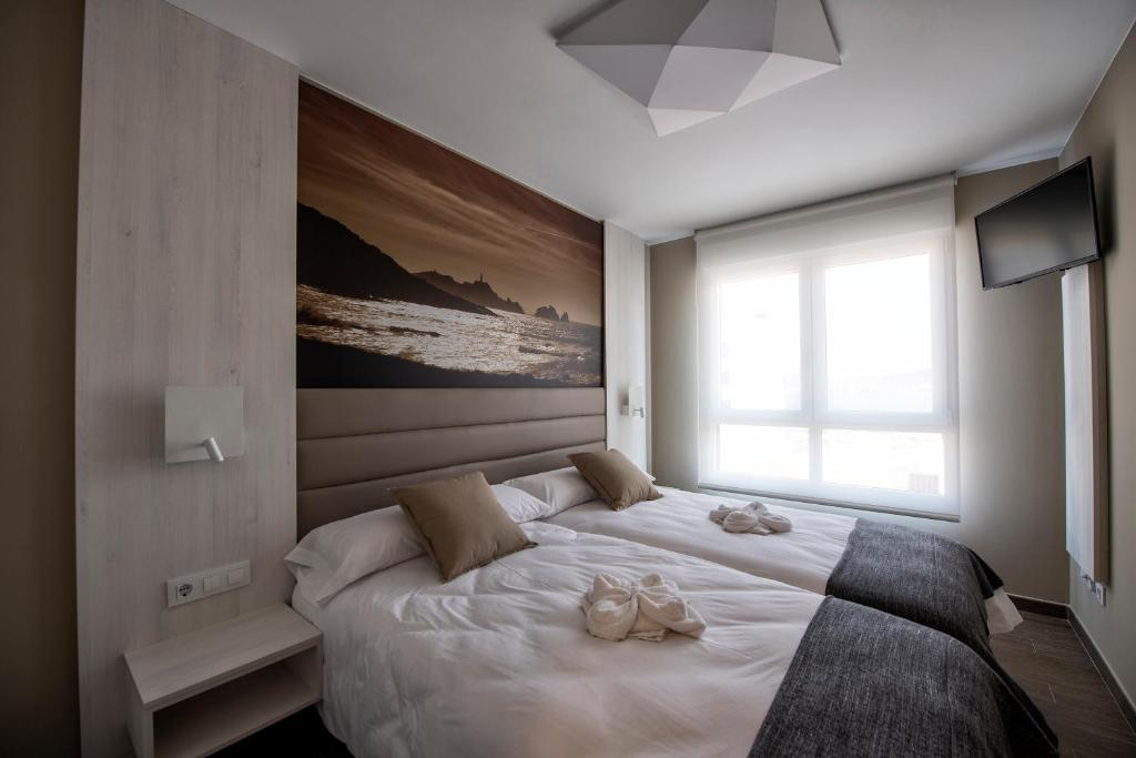Apartments In Laxe Galicia