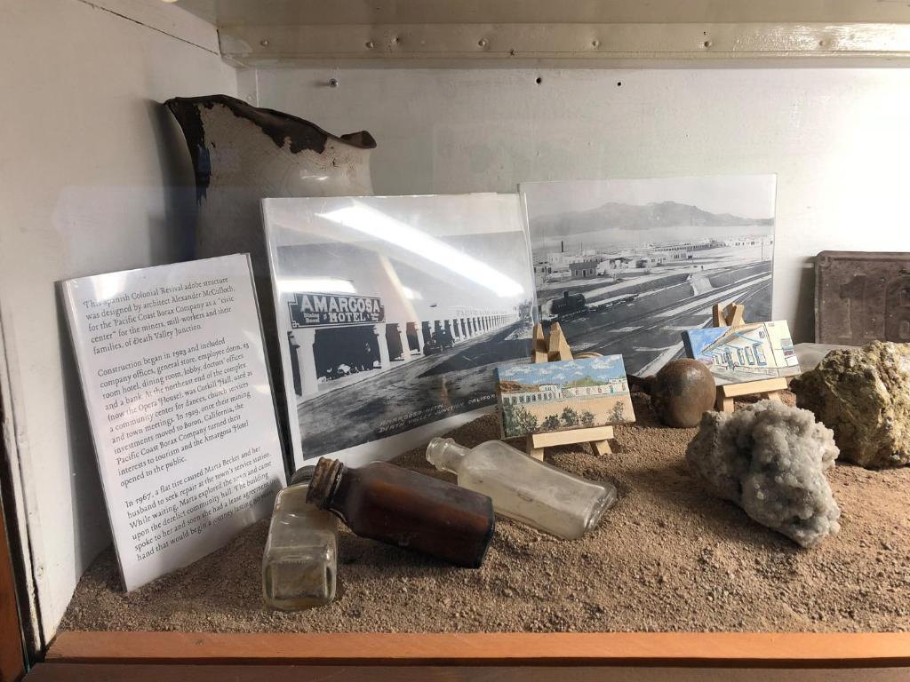 Motel Amargosa Opera House & (USA Death Valley Junction) - Booking.com