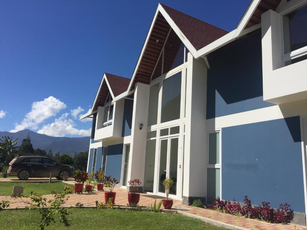 Bed and Breakfast Traumhaus Oxapampa, Peru - Booking.com