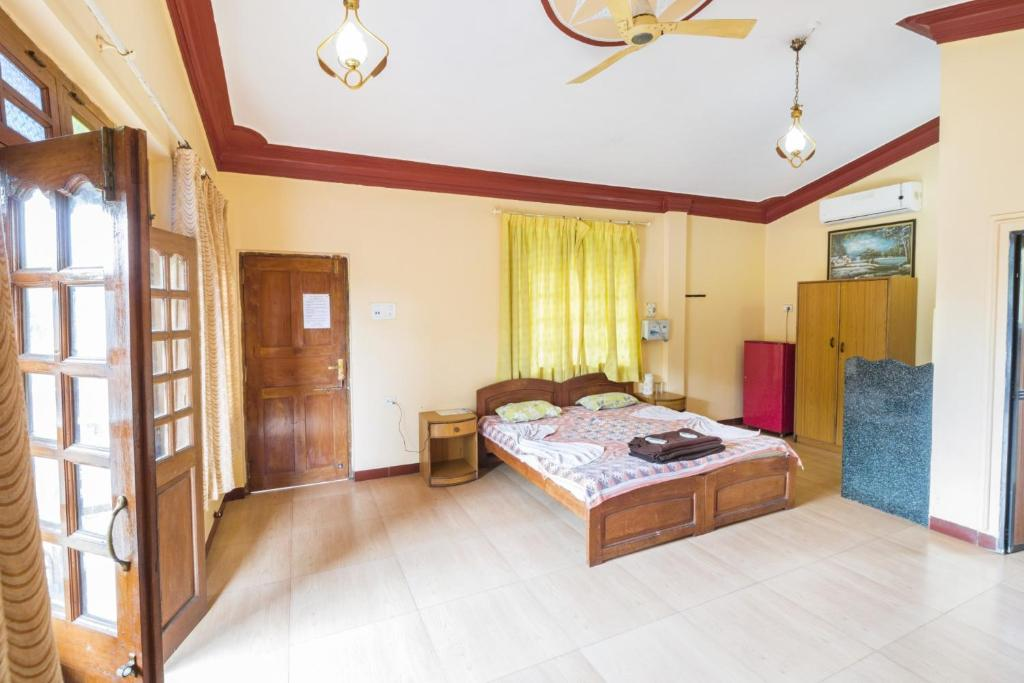 Guesthouse Near Calangute Beach Goa By Guesthouser 40776 India