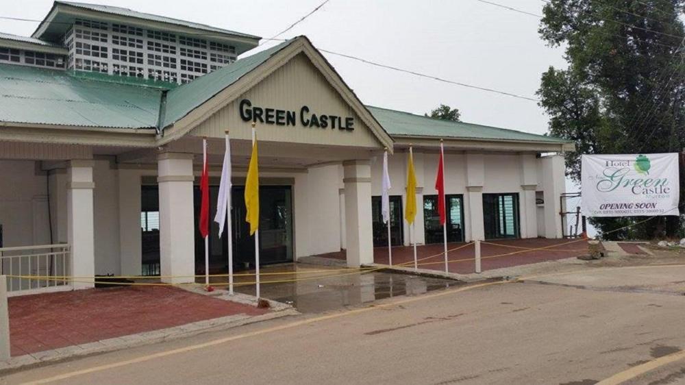Hotel Green Castle