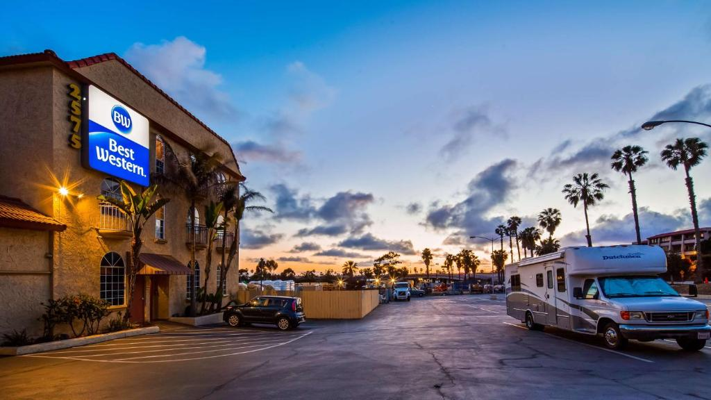 Motel Best Western Mission Bay, San Diego, CA - Booking com