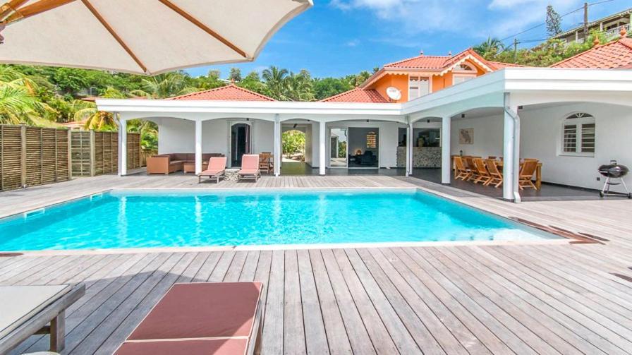 Villa De Luxe Avec Piscine Le Francois Martinique Booking Com