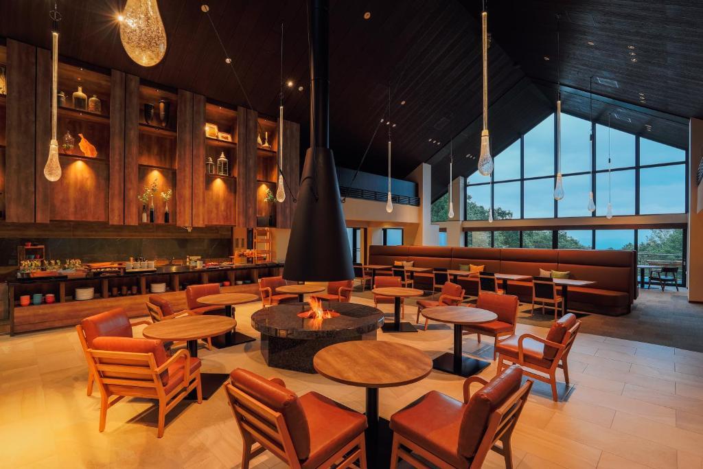 ポイント3.オールインクルーシブを楽しむ森のレストラン