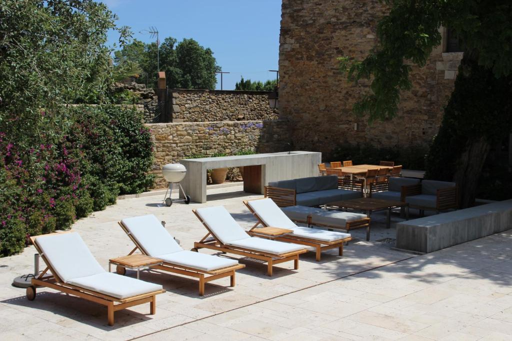 casas rurales con encanto en cataluña  136
