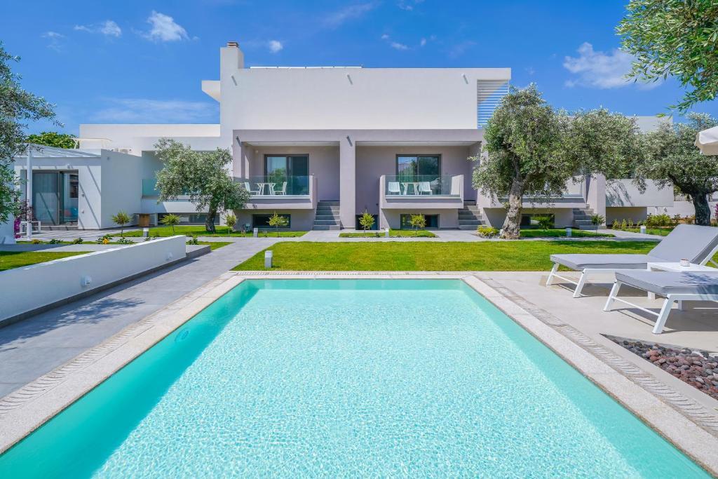Olivia Resort Potos Greece Booking Com