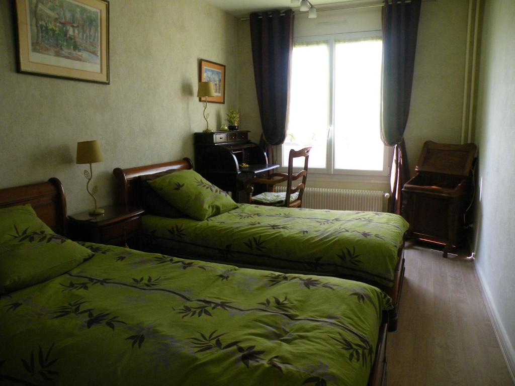 Bed and Breakfast Chambre d\'hôtes - Garibaldi, Lyon, France ...